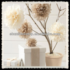 Tissue Paper Fairy Flower Ball Decorations