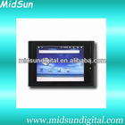9.7inch android 4.2 Retina Capacitive Screen HDMI WIFI Allwinner A31 Quad Core tablet pc