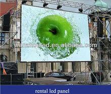video and score Football stadium p16 led display screen Outdoor LED Display Screen For Football!!!!