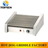 High quality Fast food hot dog grill roller equipment