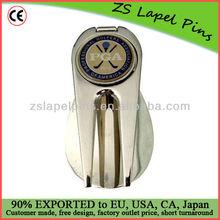 Popular Zinc Alloy Golf Divot/ Golf Fork/ Golf Ball Marker