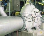 4-Sulzer 60,000 gpm pumps
