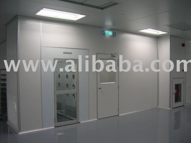 Biological Wall System, Pharma Wall System, Cleanroom Wall Partition, GMP Wall Partition System, Flush Wall, Sandwich Panels.