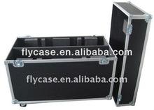 2013 new design aluminum pilot flight case with foam and sponge inside