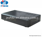 HD digital satellite receiver Advanced Security chip on board CAS