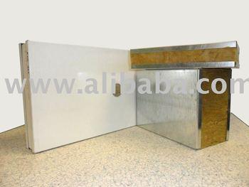 Rockwool insulation panel thermal insulation oven panel for Rockwool insulation panels