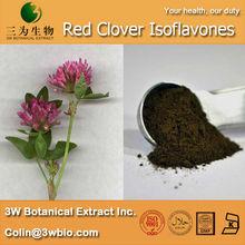 8%, 20%, 40% Red Clover Isoflavones ( Trifolium pratense L. )