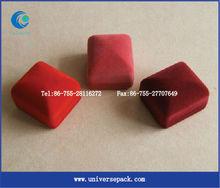 2013 popular custom velvet packaging box factories