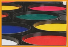 Flexo and Gravure printing ink