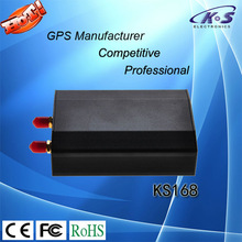 Car GPS tracker real time tracking fleet management ks168 SMS obtain address easy operation