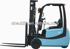 AC 1.8 Ton three wheel electric forklift / 3 wheel electric forklift CPDS 18