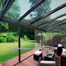 Glass Outdoor Room