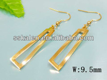 Stainless Steel Hoop Earrings For Women Gold Earrings Design