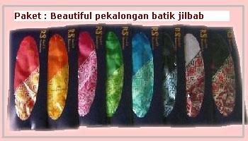 Batik Pekalongan Hijab
