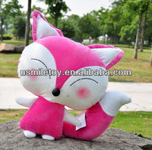 Good looking plush fox animal