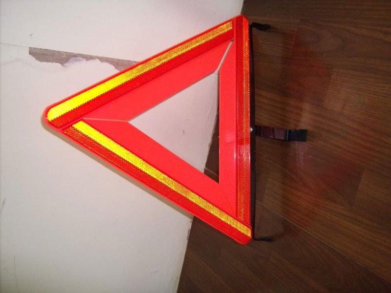 Triángulo de seguridad