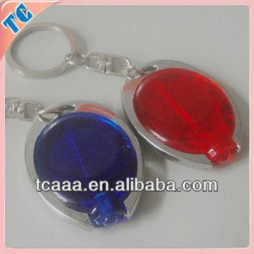 promotional flashing led keychain supplier