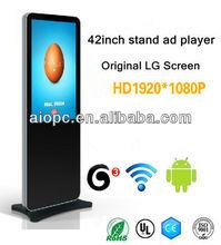 42 inch 3G/Wifi Digital LCD Advertising Display