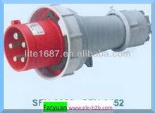 IP67 3P+N+E Industrial plug/Electrical Industrial Plug