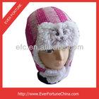 New Fashion Earflap Winter Hat Cap Berber Fleece