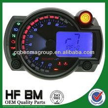 Racing lcd digital speedometer ,High Quality digital display motorcycles speedometer