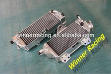 L&R alloy aluminum radiator for Kawasaki KX125 1990 1991-1993/KX250 1992-1993