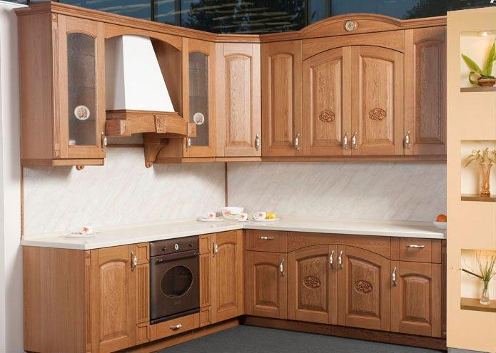 juego de muebles de madera natural ( de roble o fresno )Mobiliario de