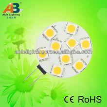 10-30v dc 12-18v ac g4 led light 1.8 watt 140lm
