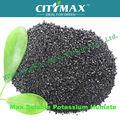 granular soluble humatos de potasio fertilizante foliar con abonos orgánicos