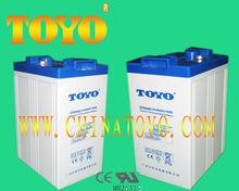 2v400ah Rechargeable AGM sealed lead acid battery for Garden lighting