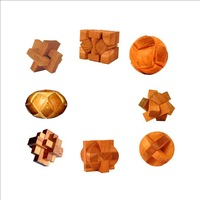 Teak Wood Puzzle