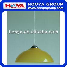 outdoor indoor modern hanging plastic pendant Lamp