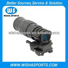 Airsoft 1.5-5X Magnifier Rifle Military Tactical Gun Scope