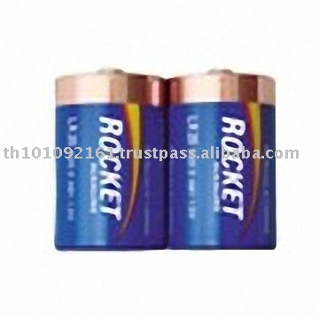 LR20 Alkaline Batteries
