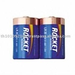LR20 Alkaline Batteries