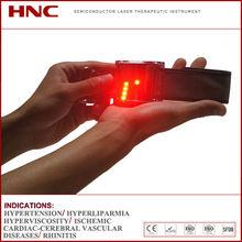 Blood viscosity improvement quantum healing laser device