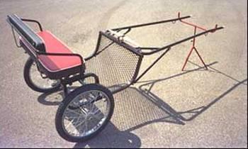 Horse Cart, Horse Drawn Cart, Sulky Cart