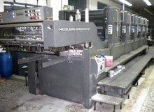 HEIDELBERG SPEEDMASTER 102 FP OFFSET LITHO PRINTING MACHINE