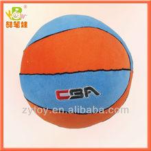 Shenzhen Hot Selling Plush basketball