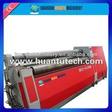 3 roller rolling machine steel plate roll forming machine hydraulic upper roller universal plate rolling machine