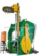 Tyre vulcanizing press machine