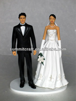 Custom sample of wedding souvenirs