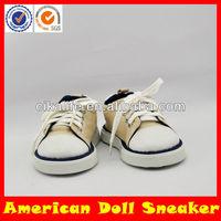 18 inch eco-friendly ann&andy doll sneaker by CIKA
