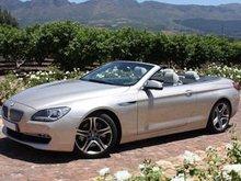 2012 BMW 650i Convertible Import/Export
