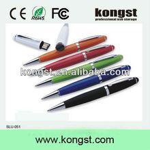 top selling in europe pen usb flash memory 2gb/pen shaped cheap pendrive/cheap usb stick 2gb metal usb drive full capacity