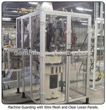 Safe Maintenance/OEM machine guard /Lexan Polycarbonate sheet/excellent insulation