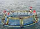 Aquaculture - fish net cages