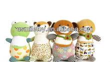 plush animal toys qingdao plush toys plush green frog dog bear squirrel