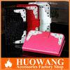 rhinestone wallet luxury case for samsung galaxy note 2 n7100