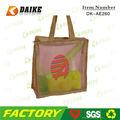 Avon Fancy kaliteli örgü alışveriş çantası dk-ae260